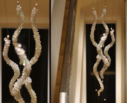 Polar light – illuminazione su ordinazione nell'Hotel Zara