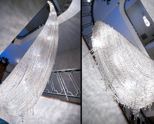 Creazione di Cristallo su ordinazione – Icefall
