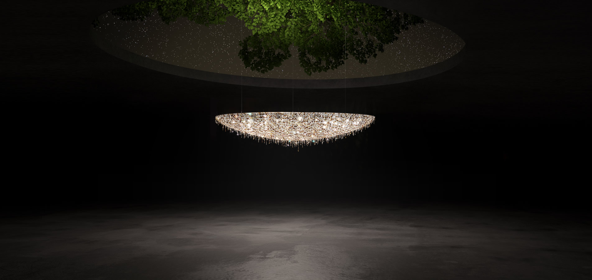 Luxury Crystal Chandeliers - Exceptional Solutions for Extraordinary Spaces