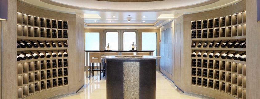 Artica lampadario di cristallo su uno yacht, Manooi Crystal Chandeliers