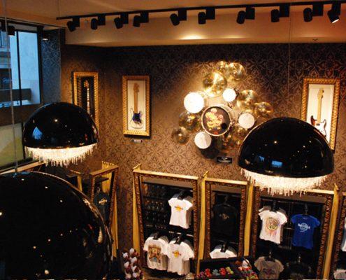 Lampadario di cristallo Atoll in una residenza privata, Manooi Crystal Chandeliers